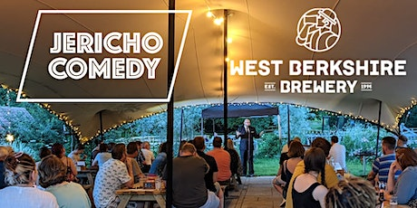 Jericho Comedy @West Berks Brewery Tent tickets