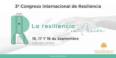 3° Congreso Internacional de Resiliencia Rosario 2021 entradas