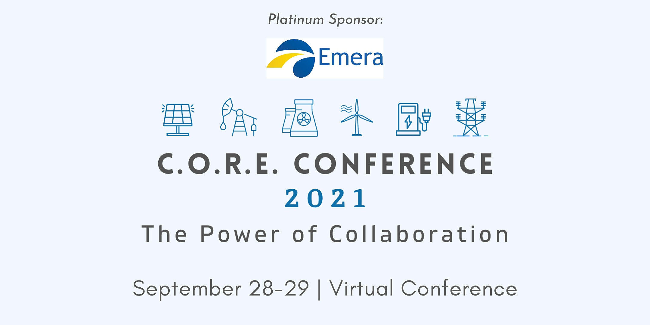 2021 C.O.R.E. Conference: The Power of Collaboration