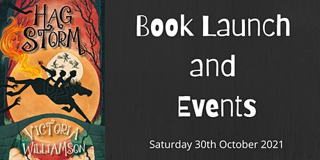 Hag Storm Book Launch & Events tickets