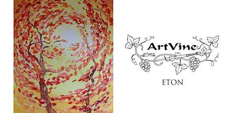 ArtVine, Sip & Paint in Eton, 14th October 2021 tickets