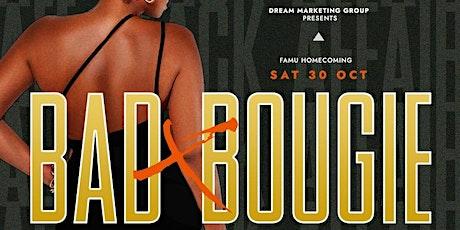 BADXBOUGIE • 2021 FAMU HOMECOMING | ALL BLACK AFFAIR tickets