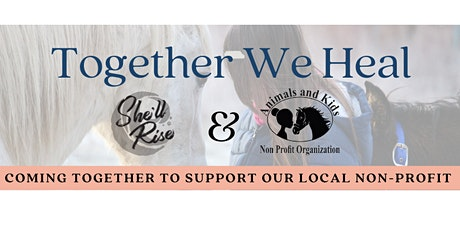 Together We Heal tickets