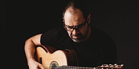 LIVE Concert: A Relaxing Magical Brazilian Guitar! tickets