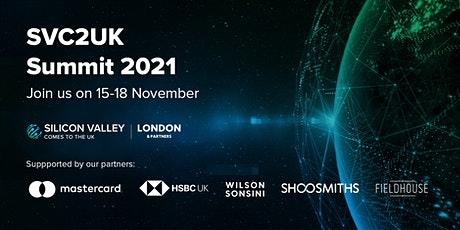 SVC2UK Summit 2021 tickets