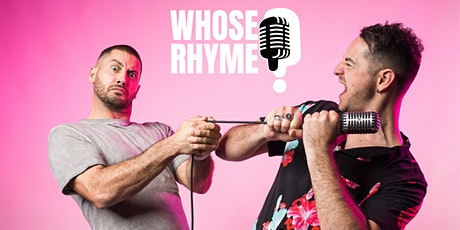 Whose Rhyme @ RoyAl's - 19th October tickets