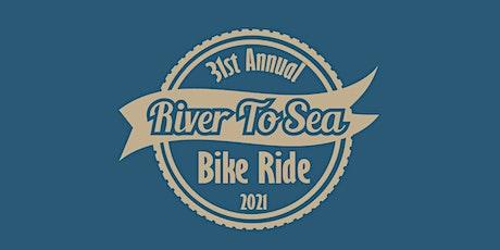 31st Annual River to Sea Bike Ride tickets