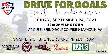 Drive for Goals Golf Fundraiser tickets