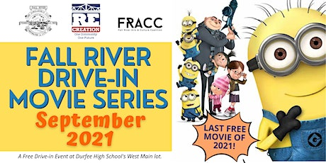 Fall River Drive-In: Despicable Me tickets