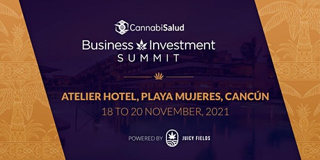 CannabiSalud Business & Investment Summit entradas