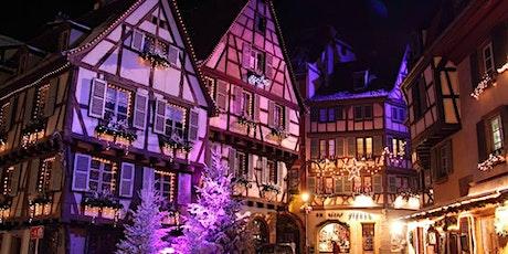 Marché de Noel à Strasbourg & Colmar 2021 - 27-28 novembre billets