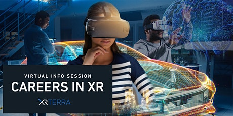Info Session: Careers in XR tickets
