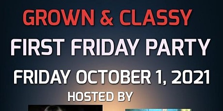 First Friday - Reunion Party tickets