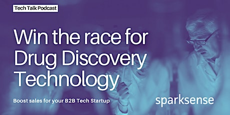 Win the Race for Drug Discovery Technology tickets