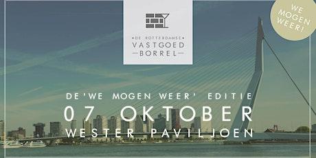 De Rotterdamse Vastgoedborrel tickets