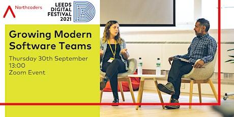 Leeds Digital Festival - Growing Modern Software Teams tickets