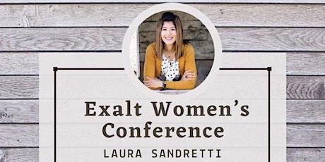 Exalt Women's Conference tickets