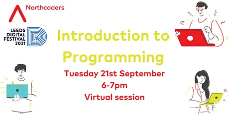 Skills Bootcamps in Coding: Introduction to Programming tickets
