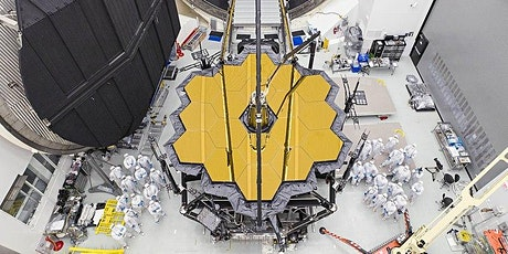Ask an Astronomer: James Webb Space Telescope biljetter