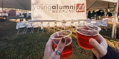 Young Alumni Weekend 2021 tickets