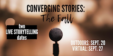 Converging Stories: The Fall, virtual tickets