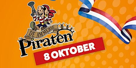 Vrijdag 8 Oktober - Ammerse Piraten tickets