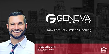 Opening Event for KY Geneva Financial, LLC  Branch tickets