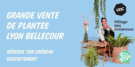 Grande Vente de Plantes Lyon Bellecour billets