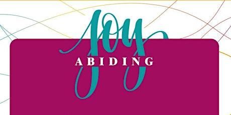 Abiding Joy tickets