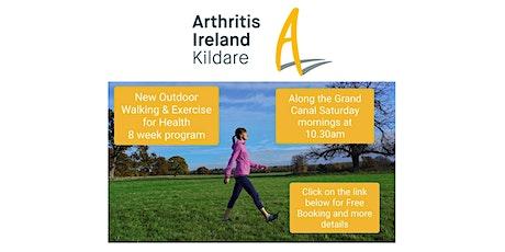 Arthritis Ireland -  New Outdoor Walking & Exercise for Health (8 weeks) tickets