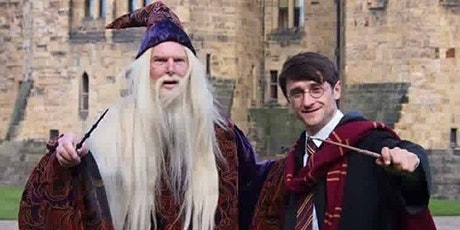 Harry and Dumbledore Magic Show - 12:00 Session tickets