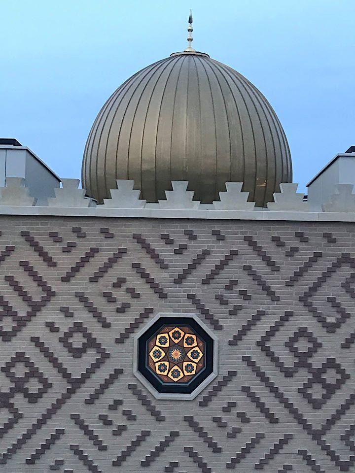 A British mosque for the 21st century image