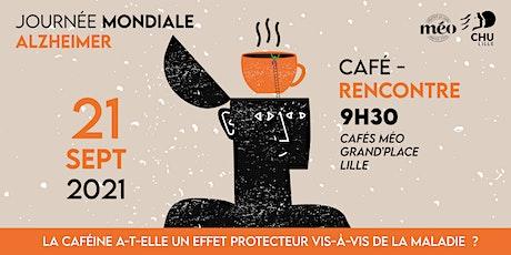 Café - Rencontre - Journée Mondiale Alzheimer tickets