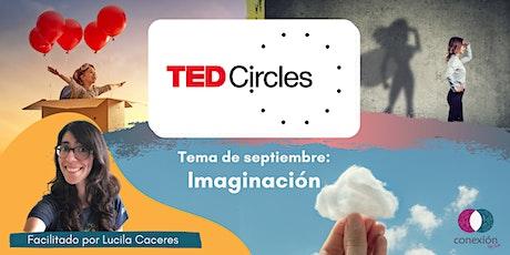 Círculos TED - Imaginación entradas