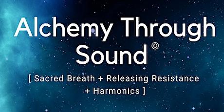 RESTORATIVE SUNDAYS- FULL MOON Soundbath (with meditation) tickets