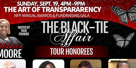 AOT Black Tie Awards  Gala and Fundraiser tickets