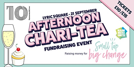 Afternoon Chari-Tea Fundraising Event tickets