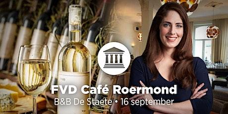 FVD Café Roermond Tickets