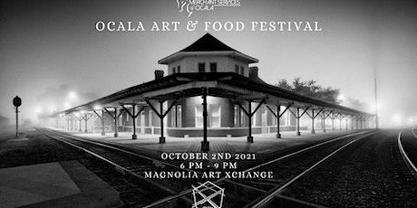 Ocala Art and Food Festival tickets