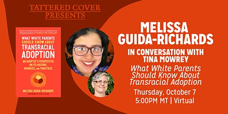 Livestream with Melissa Guida-Richards In Conversation with Tina Mowrey tickets