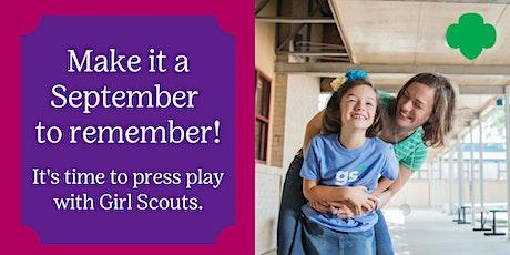 Discover Girl Scouts - Groveland (Kindergarten) tickets