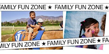 Santa Anita Park's Family Fun Zone tickets
