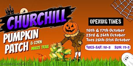 Churchill Pumpkins & Corn Maize tickets