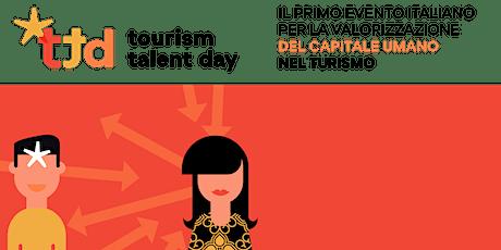 Tourism Talent Day biglietti