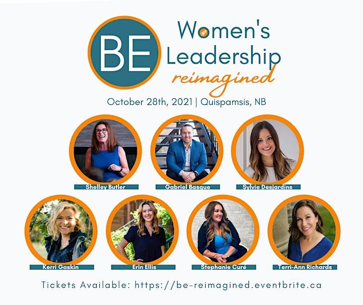 BE: Women's Leadership Reimagined image