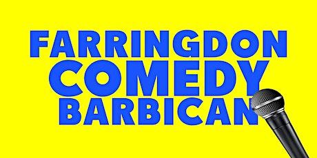 Farringdon Comedy Club tickets