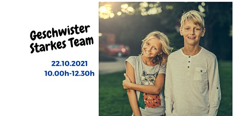 Geschwister -Starkes Team Oktoberkurs Tickets
