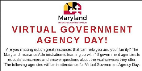 Maryland Insurance Administration Government Agency Day tickets