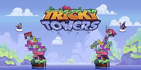 Jeu vidéo du mois : Tricky Towers billets
