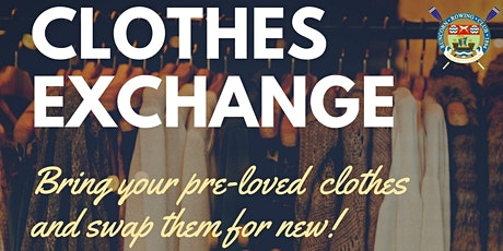 Clothes Exchange tickets
